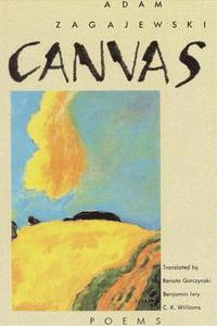 Canvas: Poems (inbunden)