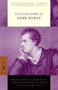 Selected Poetry of Lord Byron (h�ftad)