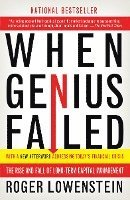 When Genius Failed: The Rise and Fall of Long-Term Capital Management (h�ftad)