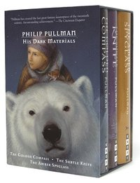 His Dark Materials: The Golden Compass/The Subtle Knife/The Amber Spyglass (pocket)