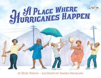 Place Where Hurricanes Happen (inbunden)