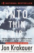 Into Thin Air: A Personal Account Of The