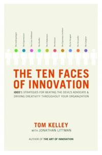 Ten Faces of Innovation (inbunden)