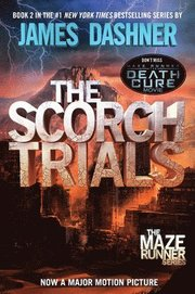 The Scorch Trials (häftad)
