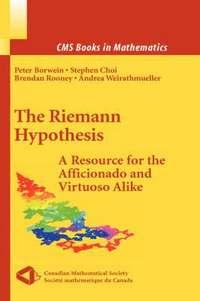 The Riemann Hypothesis (inbunden)