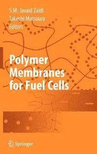 Polymer Membranes for Fuel Cells (inbunden)