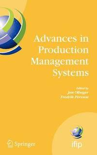 Advances in Production Management Systems (kartonnage)