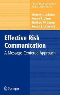 Effective Risk Communication (inbunden)
