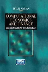 Computational Economics and Finance: Vol 2 (h�ftad)