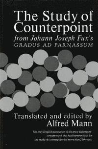 The Study of Counterpoint (h�ftad)