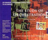 Study of Orchestration, The: Enhanced Compact Discs