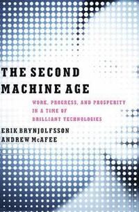 The Second Machine Age (inbunden)