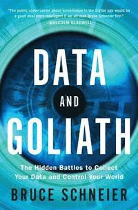 Data and Goliath (inbunden)