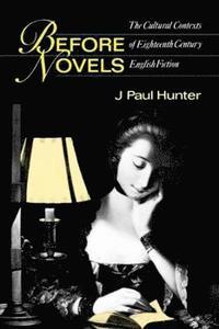 Before Novels (h�ftad)