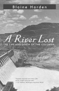 A River Lost (inbunden)