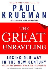 The Great Unravelling (h�ftad)
