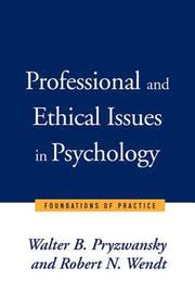 Ethics And Professional Issues