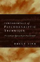 Fundamentals of Psychoanalytic Technique (inbunden)