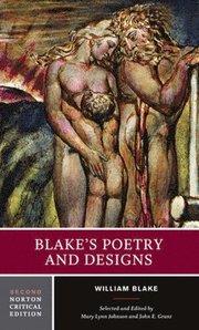 Blake's Poetry and Designs (häftad)