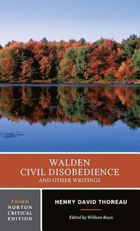 Walden, Civil Disobedience and Other Writings (h�ftad)