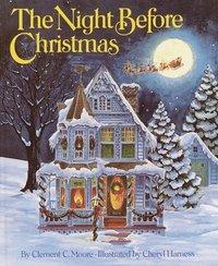 Night Before Christmas (inbunden)