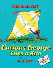 Curious George Flies a Kite (häftad)