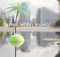 Global Model Village: The International Street Art of Slinkachu (inbunden)