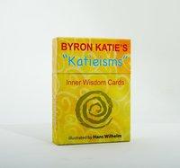 Byron Katie's 'Katieisms' Inner Wisdom Cards ()