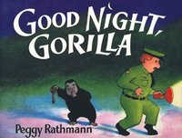 Good Night, Gorilla (Oversized Board Book) (kartonnage)