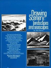 Drawing Scenery (h�ftad)