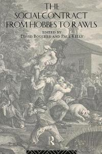 The Social Contract from Hobbes to Rawls (h�ftad)