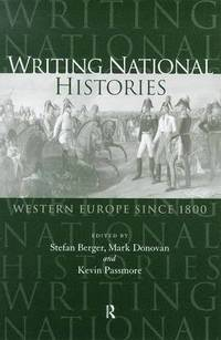 Writing National Histories (h�ftad)