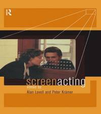 Screen Acting (h�ftad)