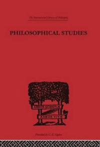 Moore philosophical papers pdf