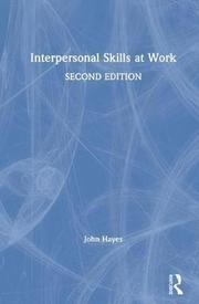 Interpersonal Skills at Work (inbunden)