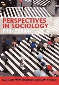 Perspectives in Sociology (h�ftad)