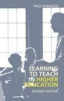 Learning to Teach in Higher Education (h�ftad)