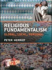 Religious Fundamentalism (h�ftad)