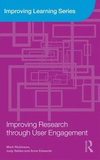 Improving Research Through User Engagement (h�ftad)