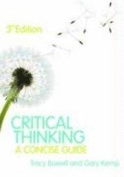 Critical Thinking (h�ftad)
