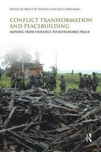 Conflict Transformation and Peacebuilding (h�ftad)