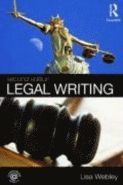 Legal Writing (h�ftad)