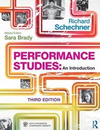 Performance Studies (h�ftad)