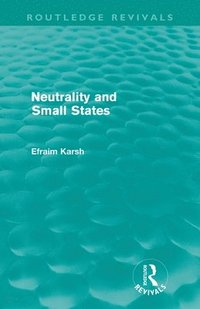 Neutrality and Small States (h�ftad)