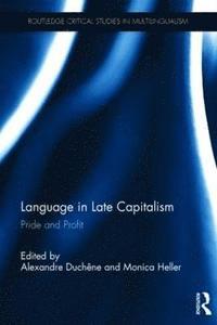 Language in Late Capitalism (h�ftad)