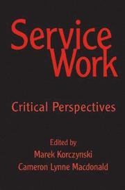 Service Work (h�ftad)