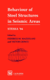 Behaviour of Steel Structures in Seismic Areas (inbunden)