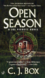 Open Season (inbunden)