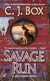 Savage Run (inbunden)