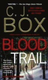 Blood Trail (inbunden)